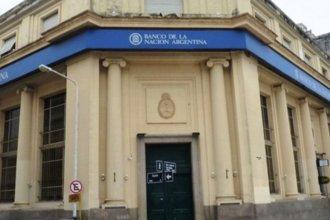 Reabrió este viernes el Banco Nación de Paraná: precisaron cómo estarán trabajando
