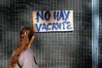 Desocupación en Entre Ríos, antes de la pandemia: 10,5 en Concordia y 6,4 en Paraná