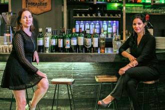 """""""La cueva de las brujas"""": entre """"mujeres"""" y """"comadres"""", vía Instagram, difundirán vinos entrerrianos en Salta"""