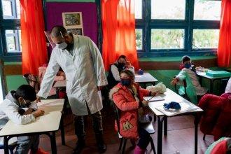 Con los ministros de Educación de todo el país, aprobaron los protocolos federales para la vuelta a las aulas