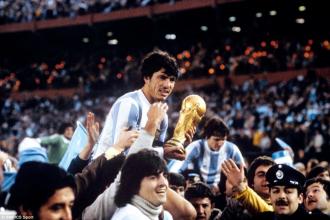 A 42 años del primer título mundial de la Selección Argentina