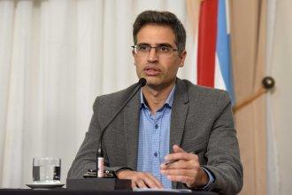 Garcilazo dio detalles sobre cómo se contagiaron los casos de coronavirus en Paraná