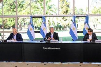 Con medidas centradas en el AMBA, Fernández anunció que la cuarentena sigue hasta el 17 de julio