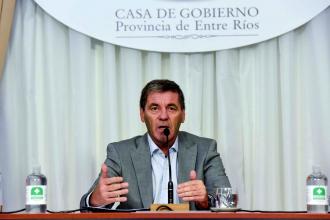 """Hugo Ballay, a fondo: Entre Ríos en """"default selectivo"""", la negociación con los gremios y el déficit de la Caja de Jubilaciones"""