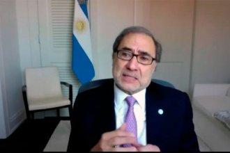 En videoconferencia con el embajador Argüello, la Cámara de Exportadores avanzó hacia la apertura del mercado norteamericano