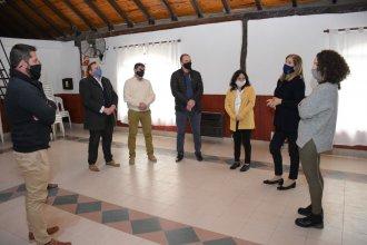 """Vecinalistas dieron su apoyo al proyecto de Bordet, por su """"carácter equitativo y coparticipable"""""""