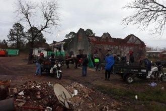 """Recicladores y cartoneros exigen que el municipio reabra su lugar de trabajo: """"Estamos siendo el sector más golpeado"""""""