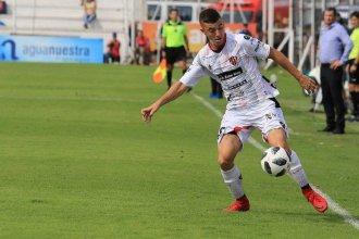 """""""Me entusiasma la idea de juego que tiene Gustavo Álvarez"""", admitió Guiffrey, uno de los que vuelve a Patronato"""
