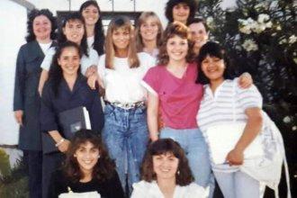 El especial recuerdo de la institución educativa donde Teresita Galli se formó como profesora