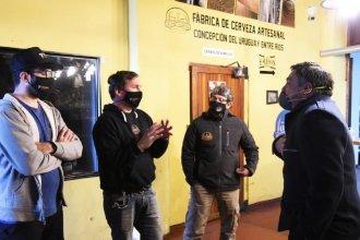 El municipio de Concepción del Uruguay asiste a comerciantes golpeados por la pandemia: lanzan línea de créditos