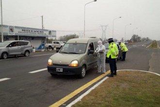 En promedio ingresan unos 6 mil vehículos por día a la provincia