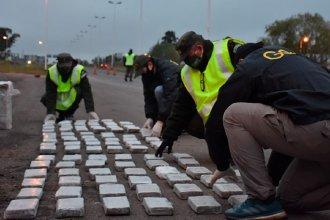 Ruta 14: secuestraron más de 100 kilos de marihuana y desbarataron banda que operaba en 3 provincias