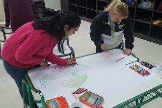 """""""Nuestro barrio toma color"""", una propuesta para revalorizar espacios con la comunidad"""