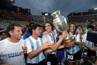 Se cumplen 27 años del último logro de la Selección Argentina Mayor