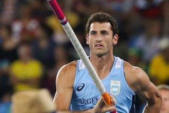"""""""Me genera más motivación estar cerca de Santa Fe y de mis allegados"""", contó el atleta olímpico que se prepara en Concordia"""