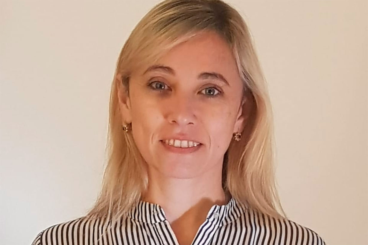 Vanesa Castillo, vice de la Caja de Jubilaciones