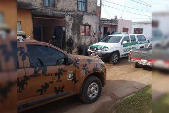 Uno de los detenidos vinculados a banda narco que operaba en Gualeguaychú es funcionario policial