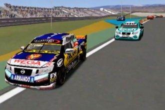 Con Bonelli presente, Ledesma ganó la penúltima y Rossi dio otro paso hacia el título