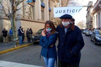Qué dijeron los familiares de Teresita Galli tras participar de la marcha a Tribunales