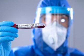 Nueve casos de coronavirus, registrados este martes en tres localidades entrerrianas