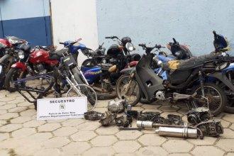 Luego del siniestro que se llevó la vida de dos adolescentes, secuestraron motos utilizadas en picadas clandestinas
