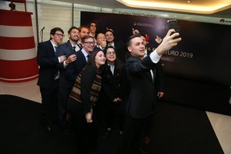 Empresa china de telecomunicaciones abrió inscripción destinada a estudiantes universitarios de Entre Ríos