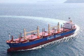 En busca de madera entrerriana, un buque llegará al puerto de Concepción del Uruguay
