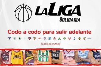 #LaLigaSolidaria se llena de premios, incluso una camiseta firmada por Manu