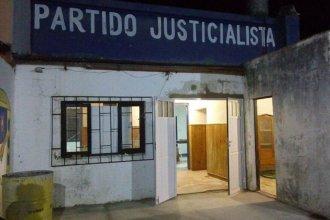 """Desde el PJ Colón, acusan a la oposición de """"mancillar los símbolos patrios"""" y """"enrarecer el ambiente"""""""