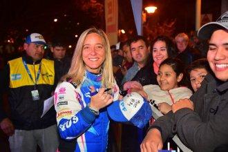 Primer campeona argentina y licenciada en Accidentología: Nadia Cutro, una historia ligada a los autos