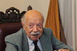 Pesar por el fallecimiento del escritor y periodista Adolfo Argentino Golz