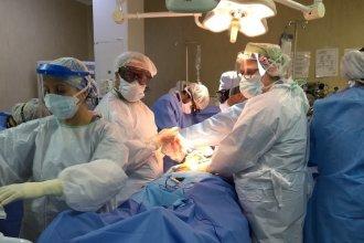 El gesto de una familia entrerriana posibilitará cinco trasplantes en distintos puntos del país