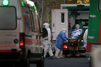 Las cifras nacionales registraron nuevo récord, con 241 muertos en un día