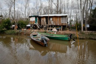 En el Delta, la pandemia reflotó viejos reclamos: trabajo, luz, mejor servicio de lanchas, agua, señal telefónica e internet