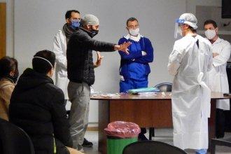 Realizan hisopados extrahospitalarios a niños de Paraná sospechosos de Covid-19