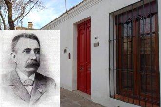 Restauraron la casa natal de Fray Mocho, periodista y poeta entrerriano del siglo XIX