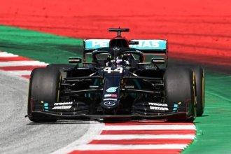 Todo para Mercedes: triunfo de Hamilton y segundo lugar para Bottas, líder del campeonato