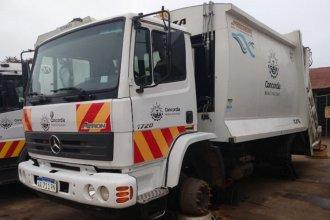 Paro en la recolección de residuos: Reclaman por el mal estado de los camiones