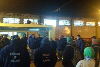 Concordia sigue sin recolección de residuos: trabajadores ratificaron la medida de fuerza