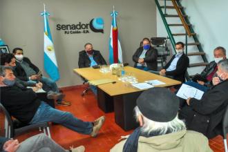 """""""Coordinar acciones concretas para el fortalecimiento de las gestiones"""", objetivo central de una convocatoria de Santa Cruz"""