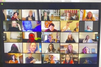 Abrazos virtuales y redes sociales: La propuesta para este Día del Amigo en pandemia