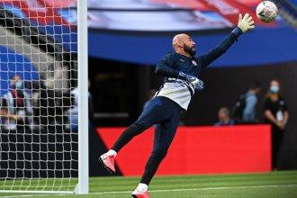 El Chelsea del entrerriano Willy Caballero jugará la final de la FA Cup