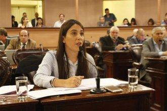 A través de sus redes sociales, diputada provincial informó que fue diagnosticada con coronavirus