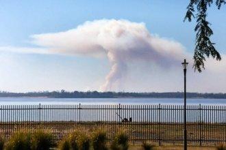 """""""Participé en la compra, pero hace mucho que no voy"""", dijo un imputado por las quemas en el Delta"""