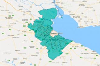 Crear una nueva provincia con municipios del conurbano