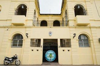 Desde Paraná, líder narco fue trasladado hacia la cárcel de Gualeguaychú