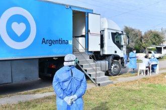 Plan Detectar en Paraná: registraron seis casos positivos de coronavirus durante recorridas en barrios