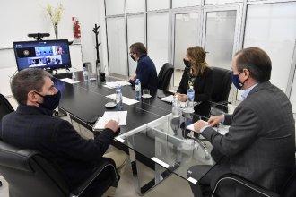 Bordet expuso ante Nación los tres ejes de gestión post pandemia, para el desarrollo productivo y económico