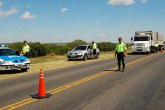 Controles más estrictos: una ciudad entrerriana pondrá fajas en las puertas de los camiones