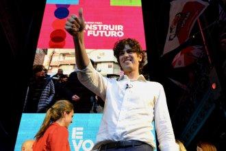 Martín Lousteau construye su espacio político, en tierras entrerrianas